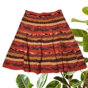Katie Cameron Size 14 Cotton Boho Skirt